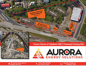 Aurora Energy Solutions Wood Kiln Site L