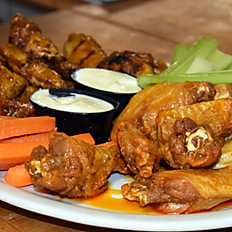 $0.50 Wings (Thursdays Dine-In)