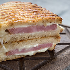 Grilled Cheese & Ham