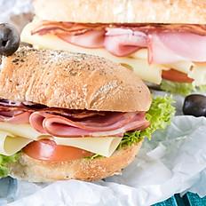 Ham Half Sub