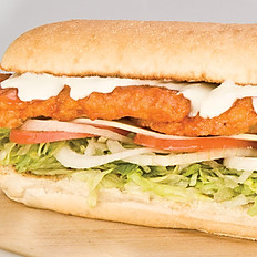Chicken Finger Half Sub