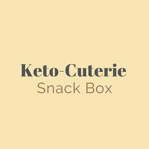 Keto-cuterie Box