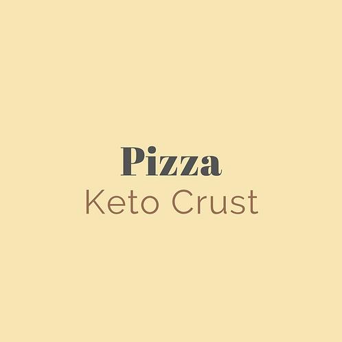 Keto Crust Pizzas