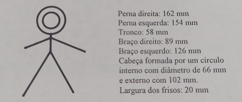 """Imagem obtida no livro """"A arte rupestre no município de Florianópolis"""" de Keler Lucas"""