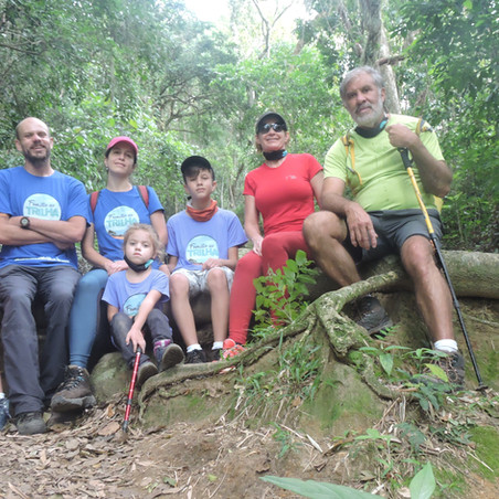 Caminho do Canto dos Araçás à Costa da Lagoa