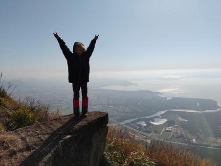 Morro do Cambirela: é possível subir com crianças?