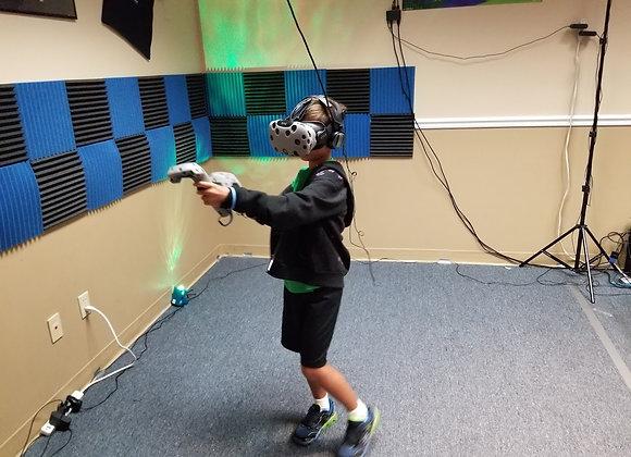 Virtual Reality - Wednesday
