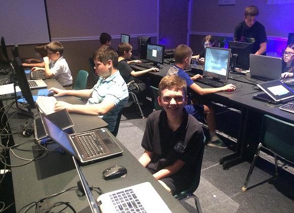 MinecraftEdu - Spring Break Camp