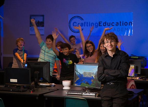 Minecraft Building Camp