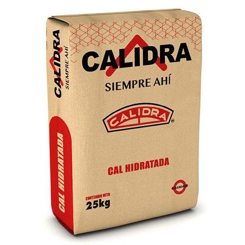 Calhidra, Cal Hidratada ( 25 Kg.)