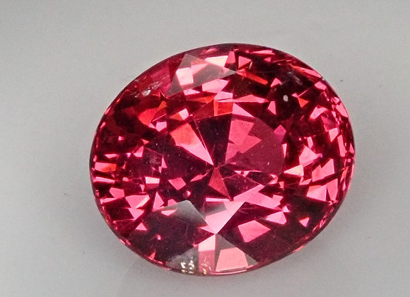 2.72ct Red Spinel