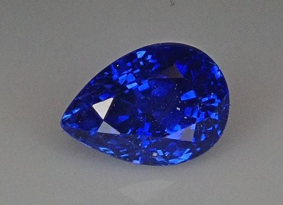 1.17ct Sapphire Pear