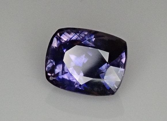 1.78ct Violet Sapphire