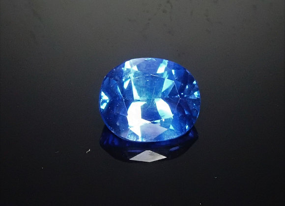 1.61ct Sapphire (No Heat)