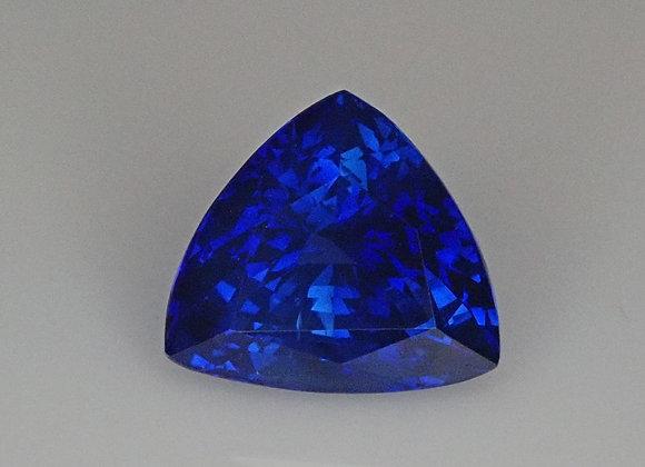 2.13ct Sapphire Trillion