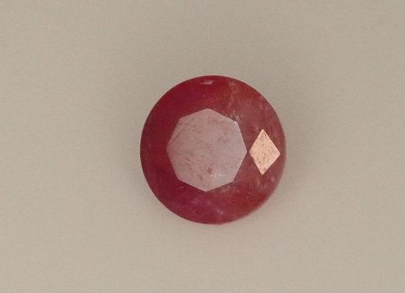 .21ct Red Beryl
