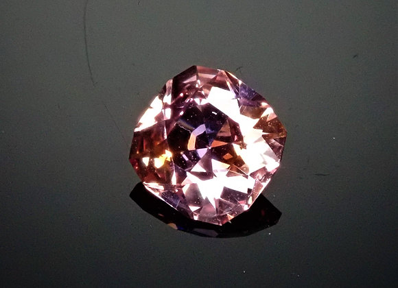 1.15ct Orange/Pink Sapphire