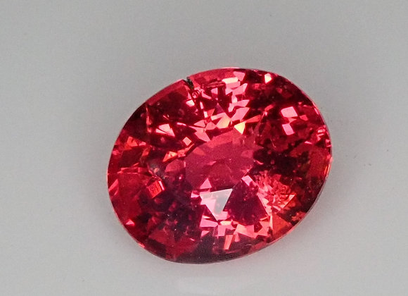 2.08ct Red Spinel