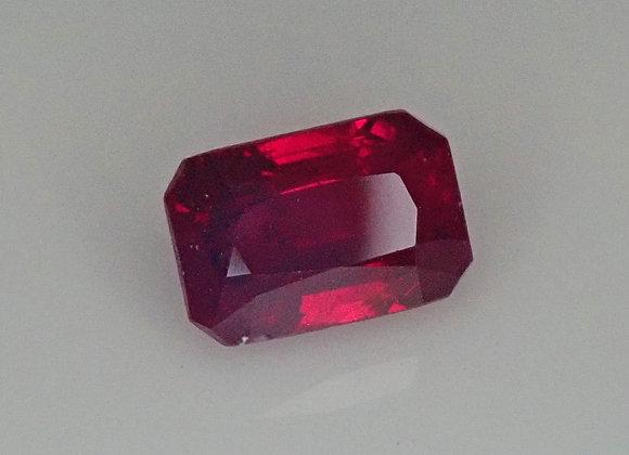1.01ct Burma Ruby