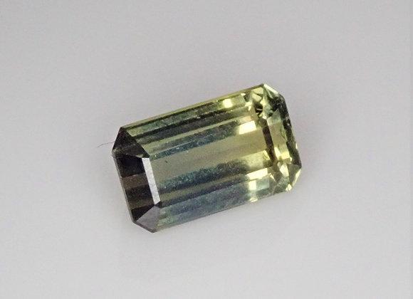 2.04ct Bi-color Sapphire