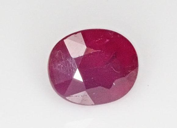 1.05ct Burma Ruby