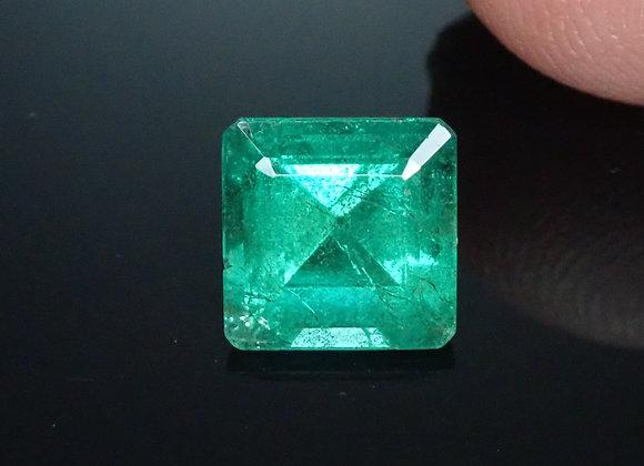 1.35ct Emerald Zambian