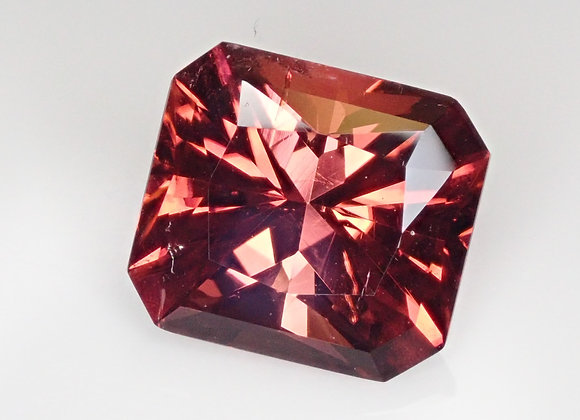 6.73ct Pink Tourmaline