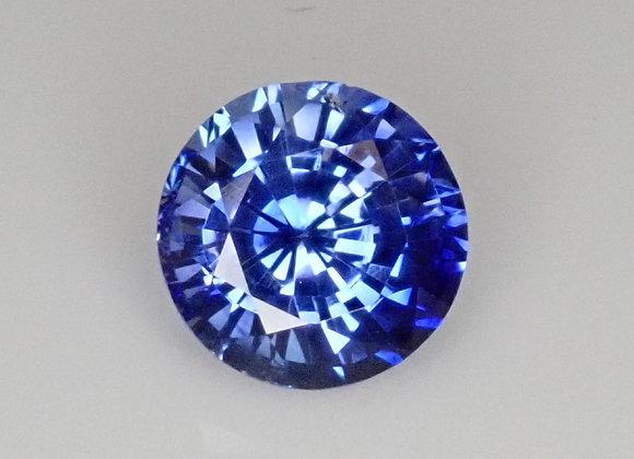 1.35ct Round Sapphire