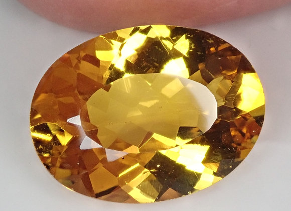 9.32ct Golden Beryl