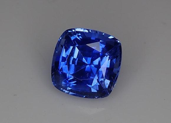 1.21ct Sapphire Cushion