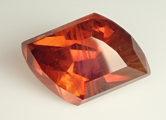 16.83ct Spessartite Garnet