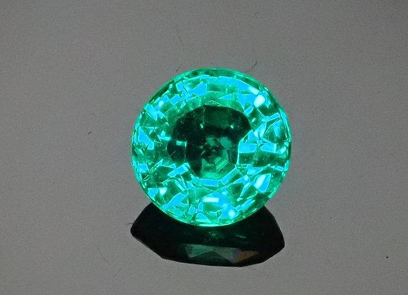 .63ct Zambian Emerald