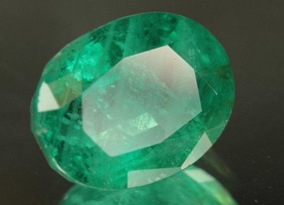 11.795ct Panjshir Emerald