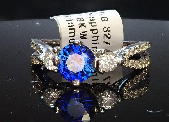 .90ct Sapphire Ring