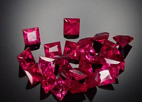 11.68tcw Burma Ruby Parcel