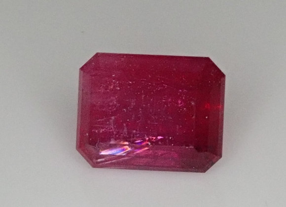 1.05ct Red Beryl