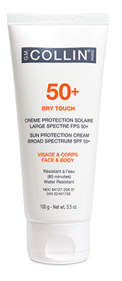 50+ DRY TOUCH SUN PROTECTION CREAM BROAD SPECTRUM SPF 50+
