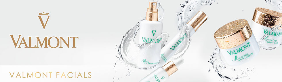 Q SPA PLUS exclusively offrs Valmont facials and skincare products in Chicago!