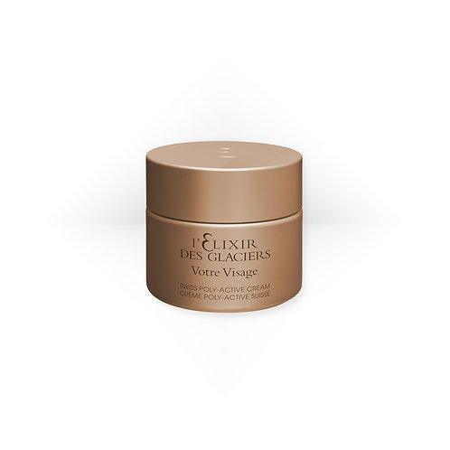 L'Elixir Des Glaciers - Votre Visage Face Cream