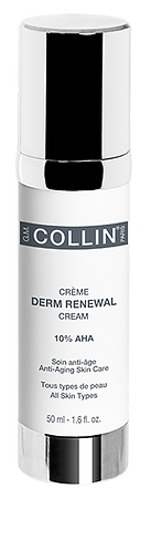 DERM RENEWAL CREAM 10% AHA