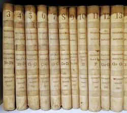 Website photo, historical books