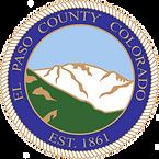 El Paso County Colorado Badge