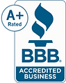 A+ Better Business Bureau Rating, Security First Financial