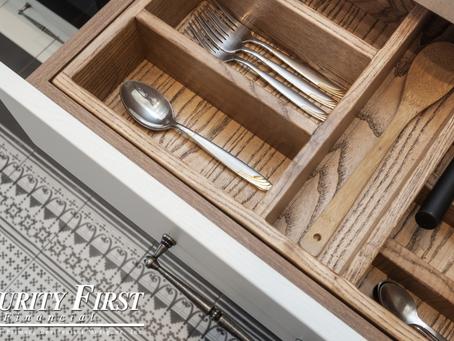 Clever Kitchen Organization Tips