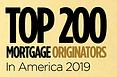 Top 200 Mortgage Originators in America 2019 Nicholas Barta