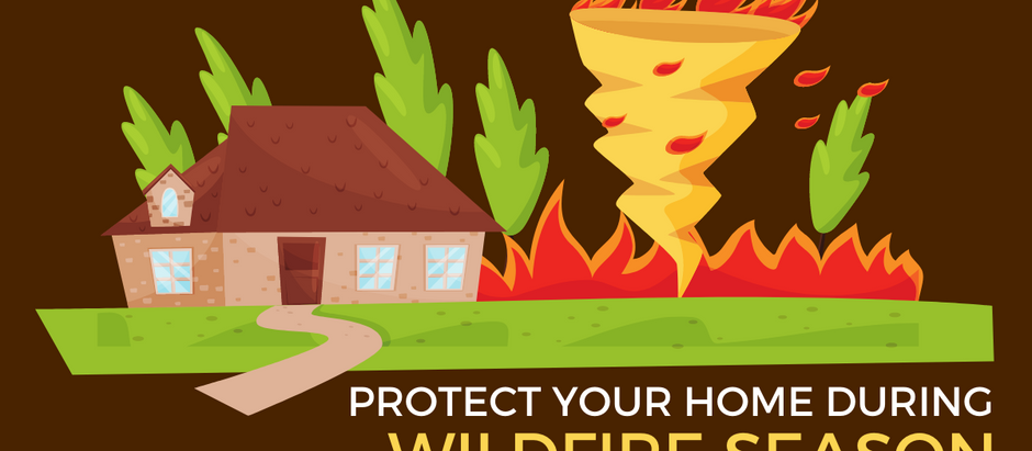 10 Ways You Can Better Protect Your Home During Wildfire Season