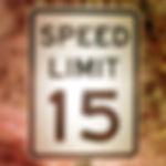 Speed limit 15 in Colorado