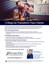 3 Ways to Change Your Home - Nick Barta