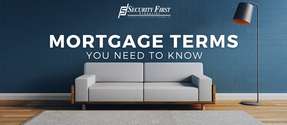 Mortgage Terms You Need To Know Before You Buy A Home