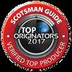 Scotsman Guide 2017 Top Originators - Ni